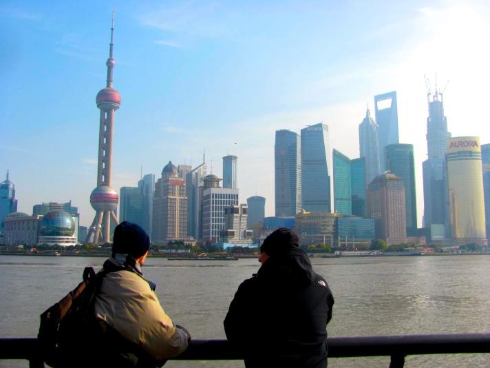 Studyabroud2012-4-Shanghai