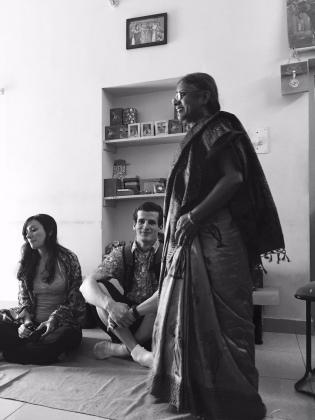 MAMSSM visit to Urvee in Bangalore, India